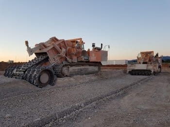 Bulk operation of 72.000m3 in Castellón